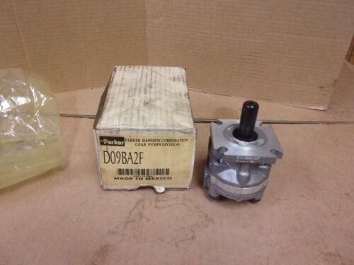 Parker D09BA2F Gear Pump