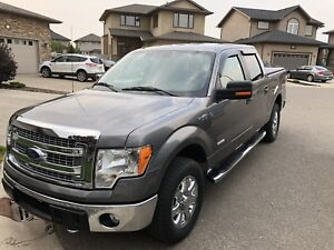 2014 Ford F-150 XLT/XTR Package