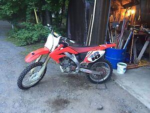 2007 CRF 250 R