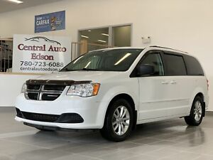2014 Dodge Grand Caravan SXT Rear DVD SXT