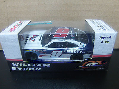 William Byron  2017 Liberty Univ   9 Camaro 1 64 Nascar Jr Motorsports