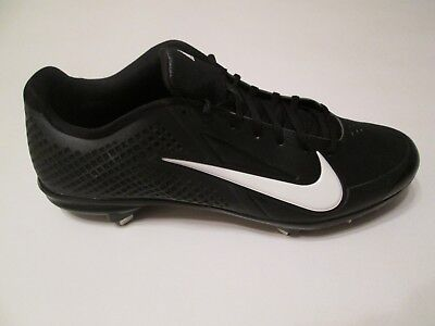 best service 1f09d aa3cb Nike Men s Cleats Size 14 Zoom Vapor Elite Metal Low Baseball Black 538553  010