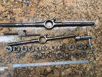 Tap Handle Tap Wrench 2 Die Handles Dies K179