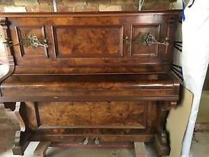 Eckert & Co Dresden Piano Beacon Hill Manly Area Preview