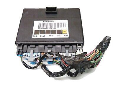 03-06 Chevy Truck Body Control Module BCM 15136876 B4