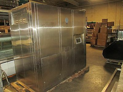 Middleby Marshall H.d. Commercial 208v 3ph Electric Rotary Bakerypizza Oven