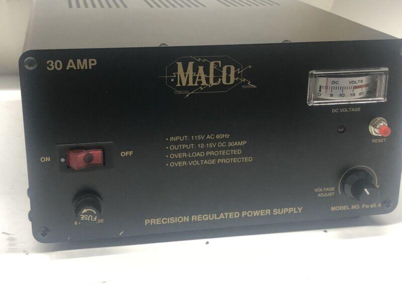 Maco PS-65A Power Supply