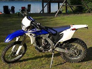 2013 Yamaha WR450f WR 450