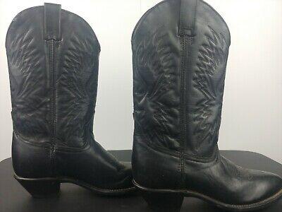 🔥🔥Acme Women's Leather Cowboy Boots Size 6 M🔥🔥