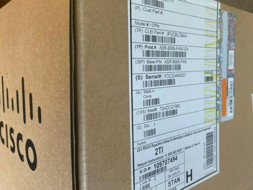 NEW CISCO ASR-9006-FAN-V2 ASR-9006 Fan Tray Version 2 for ASR-9006-V2