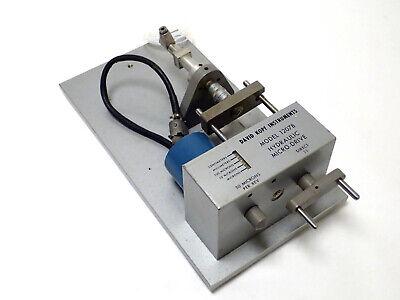 David Kopf 1207b Hydraulic Micro-drive 50 Microns Per Rev W M061-5002 Motor