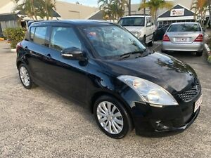 SUZUKI SWIFT GLX MANUAL 2011 ONLY 91,000 KLMS Noosaville Noosa Area Preview