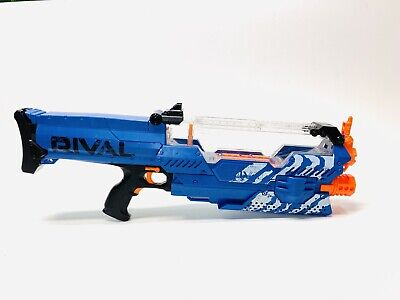Hasbro Nerf Rival Nemesis MXVII-10K - Team Blue Mint Condition Tested Working