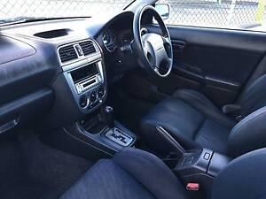 2001 Subaru Impreza Sedan Auto $4299 Beckenham Gosnells Area Preview
