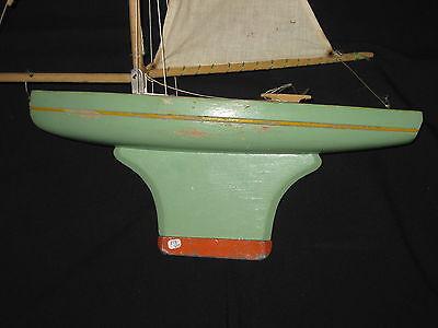 Ab808 nova ou borda voilier bateau 39cm complet sailboat boat