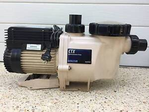 PUMP CTX-280 1 HP 2012 EXCELLENT CONDITION AS NEW SELLING FR $250 Subiaco Subiaco Area Preview