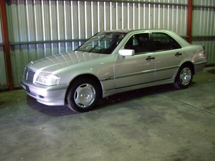 1999 Mercedes-Benz C200 Classic Sedan South Nowra Nowra-Bomaderry Preview