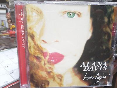 ALANA DAVIS - LOVE AGAIN CD 32 Flavors Fuck Friend Pretty like Money Folk Alt.
