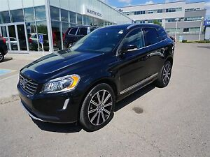 2015 Volvo XC60 T6 AWD with 160000km certified warranty!!!