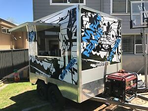 Coffee Trailer New Lambton Heights Newcastle Area Preview
