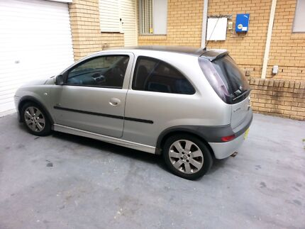 2002 Holden barina SRI 1.8L Canley Vale Fairfield Area Preview