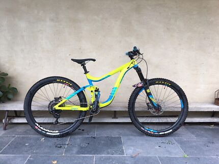 2016 GIANT REIGN 2 Heathfield Adelaide Hills Preview
