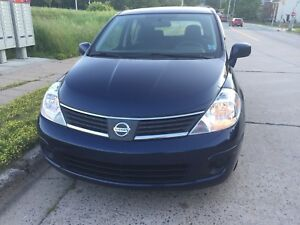 2007 Automatic Nissan Versa Hatchback: Fixed Price