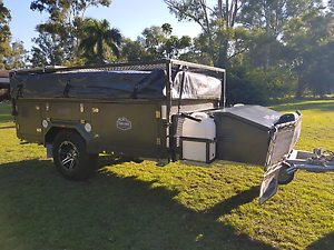 2017 Stoney Creek SC-WT Off Road Camper Trailer Barellan Point Ipswich City Preview