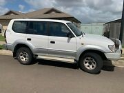 Prado landcruiser 1998 Kalkie Bundaberg City Preview