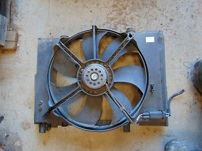 Mercedes CLK 2.3 97-03 supercharged automatic radiator fan