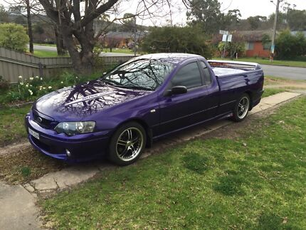 Xr8 ute 302kw  Tumut Tumut Area Preview