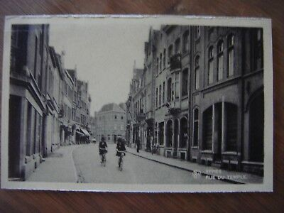 IEPER - YPER - Tempelstraat ---- Ypres - Rue du Temple