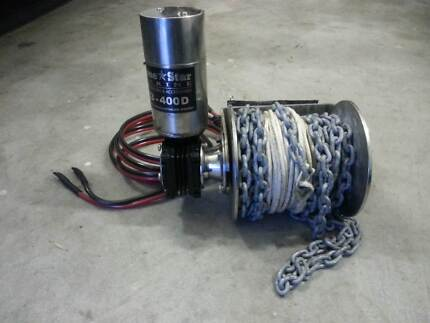 12 Volt anchor winch assembly Wollongong 2500 Wollongong Area Preview