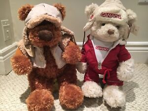79 NEW STUFFED BEARS AND PICTURE