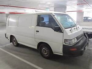 2002 Mitsubishi Express Campervan Docklands Melbourne City Preview