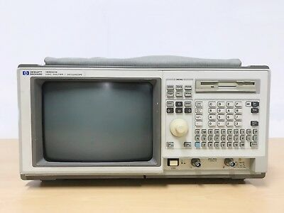Agilent Hp 1661cs Logic Analyzer Oscilloscope
