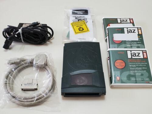 Iomega 1GB Jaz Drive Bundle. 3 disks, SCSI cable , controller & terminator
