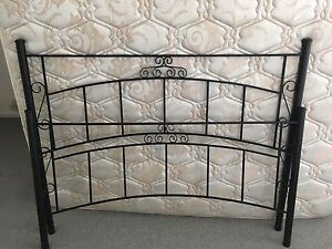 Queen sized mattress and slat frame Muswellbrook Muswellbrook Area Preview