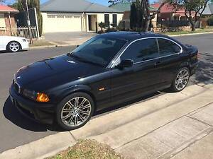 2000 BMW 323ci Coupe Alberton Port Adelaide Area Preview