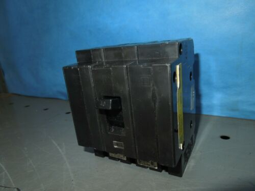 Square D Eh34040 40a 3p 480v 50/60hz Circuit Breaker Used