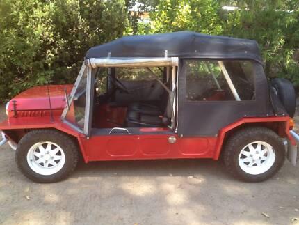 1981 Leyland Mini Moke