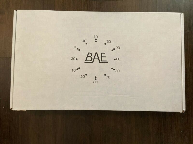 Brand New BAE 1073 Single Channel Mic/Line Preamp with Power Supply!