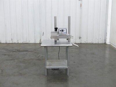 Apm Tbs-38fc Compact Rotary Band Sealer 110v 1ph D7540