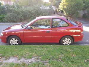 1998 Hyundai Excel Hatchback Croydon Maroondah Area Preview