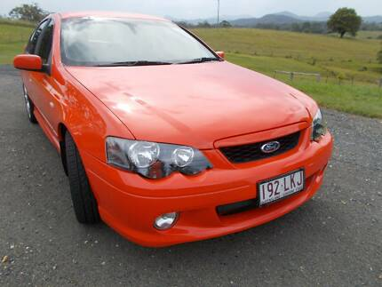 Ford Falcon XR6 Turbo Macksville Nambucca Area Preview
