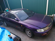 Toyota levin import AE101 4age 20v silvertop Gosford Gosford Area Preview