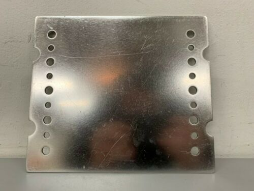 """Lot of 18- Stainless Steel 8.5"""" x 7.5"""" Press Filter Plates"""