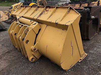 Caterpillar 973 Side Dump Track Loader Wheel Loader Bucket