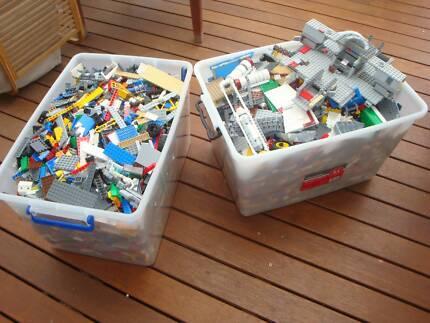 LEGO Massive Bulk Lot, $650 the lot or $30 per kg