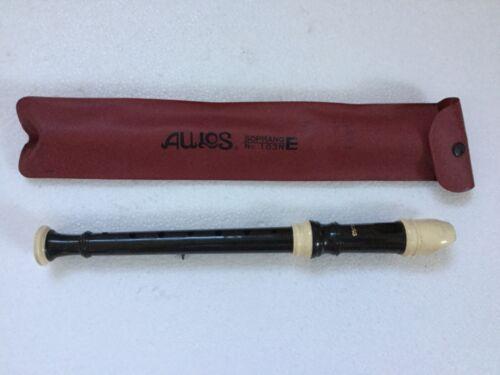 Vintage AULOS Recorder SOPRANO No. 103N
